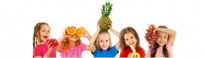 Kinder-Früchte